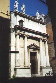 Facciata di Santa Margherita